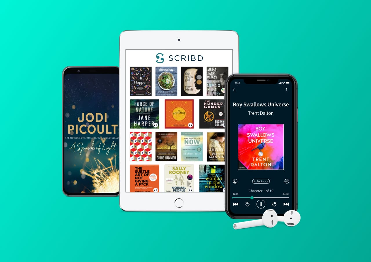 Scribd Launches Localized Reading Experience in Australia