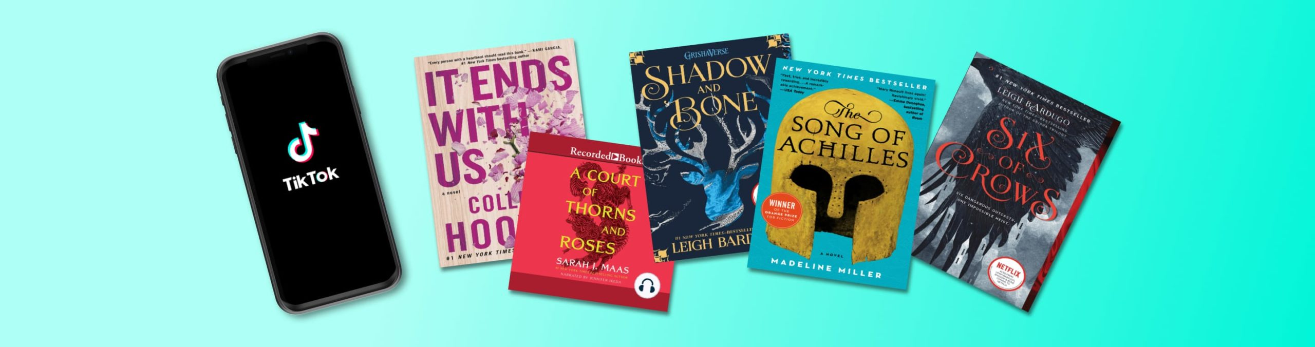 What's behind the #BookTok trend?