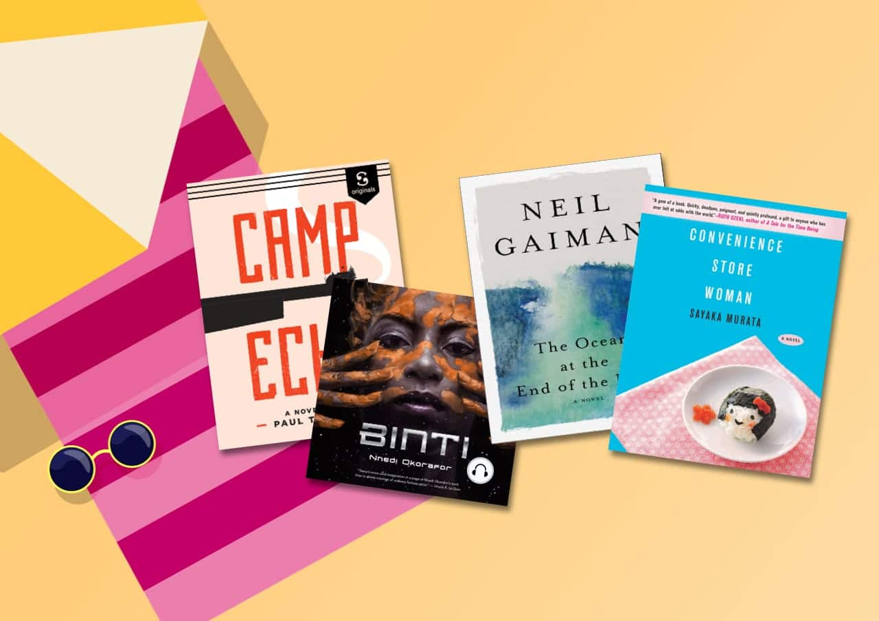 10 Easy summer reads to add to your bucket list