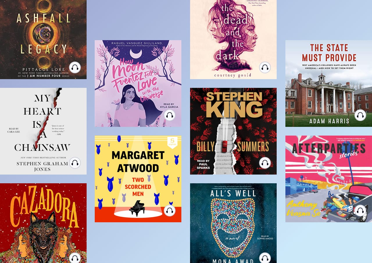 August's best new books