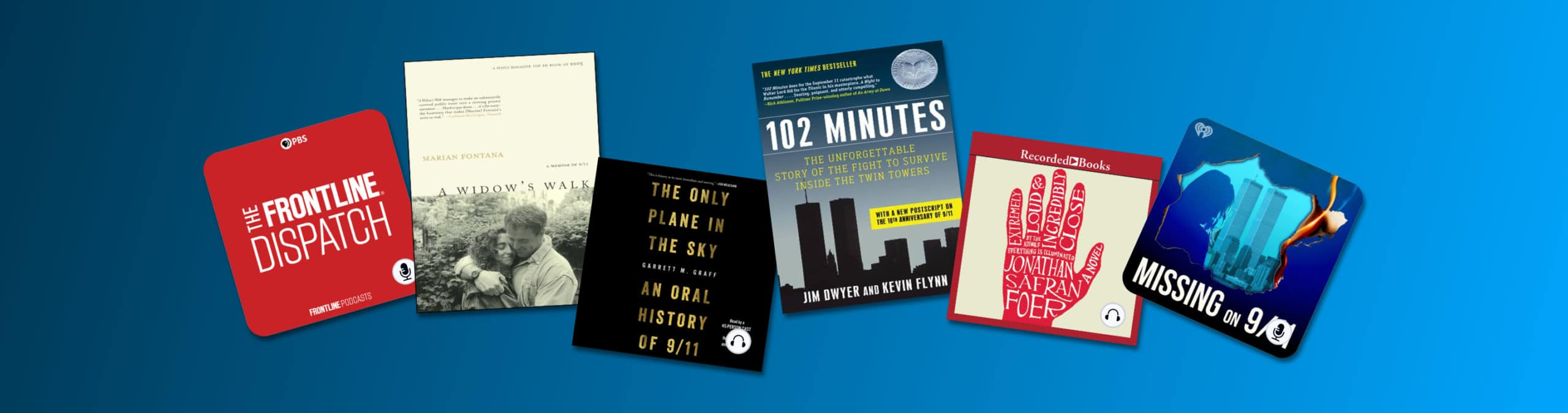 20 Years Later: A 9/11 Reading and Listening List