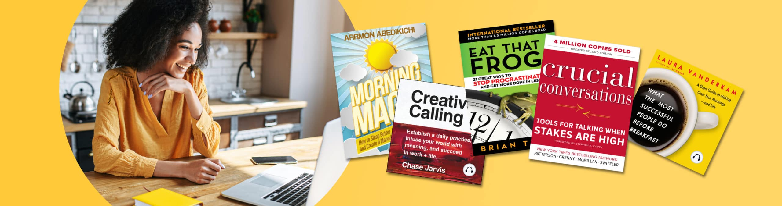 Titles to get your remote workday under control