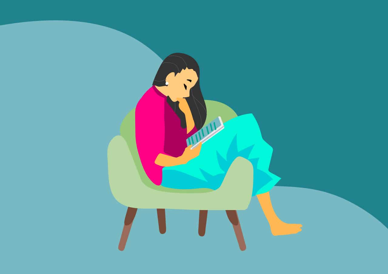 Reading is the self-care we need right now