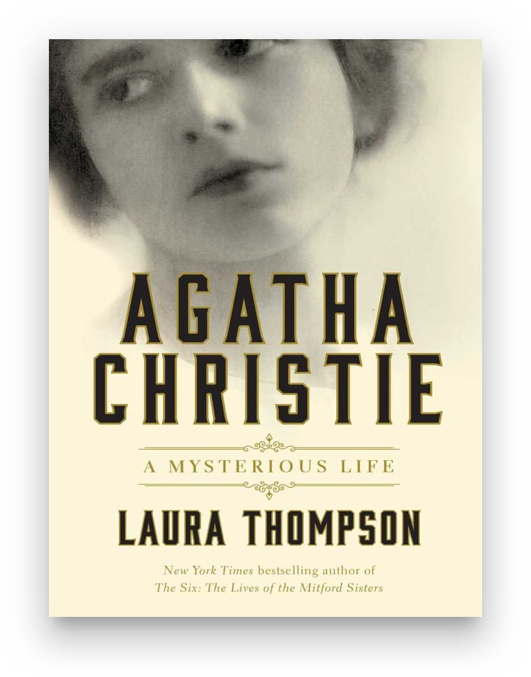 Murder mysteries, crime novels, and stories by Agatha Christie