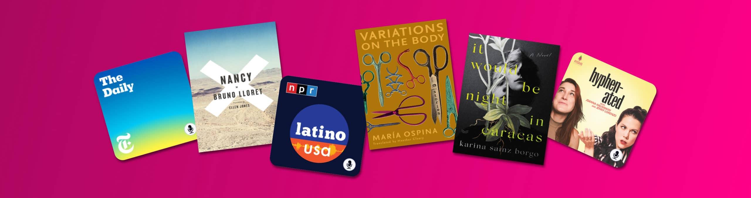 Scribd staff picks for Hispanic Heritage Month